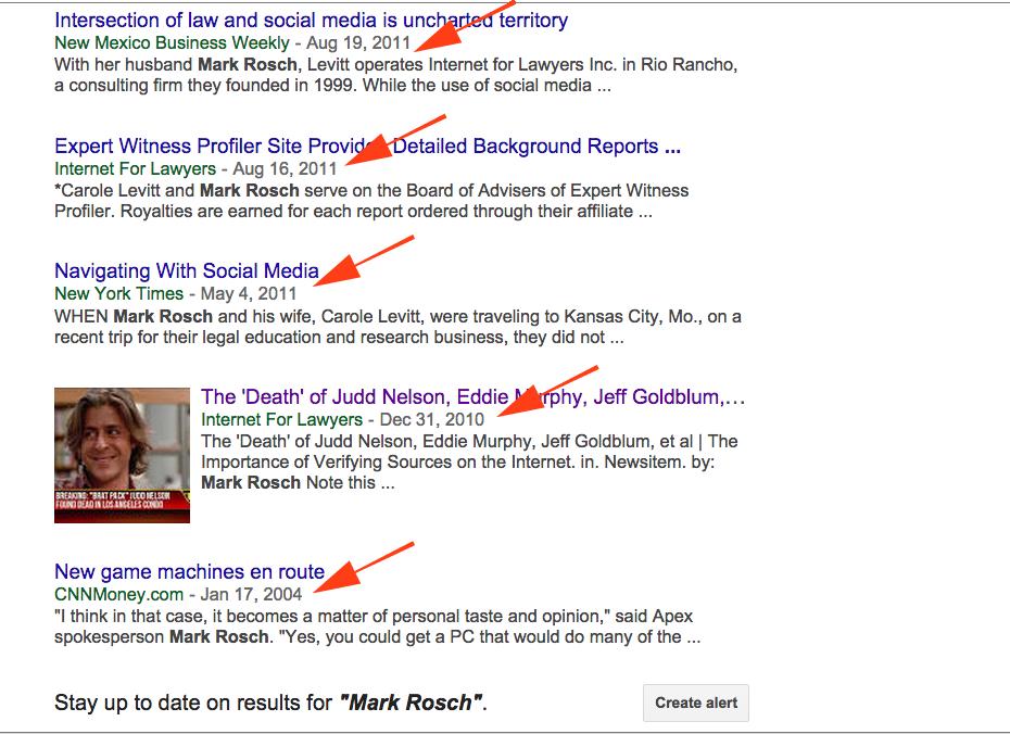 Google News Search 2