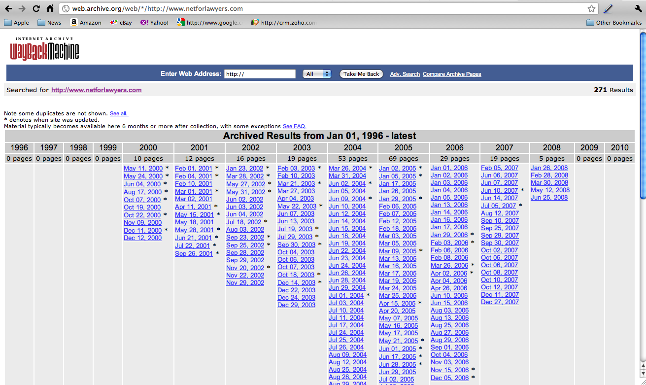 Internet Archive Increases Delay in Posting Pages to Collection