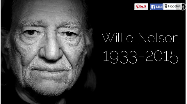 Willie Nelson is not dead